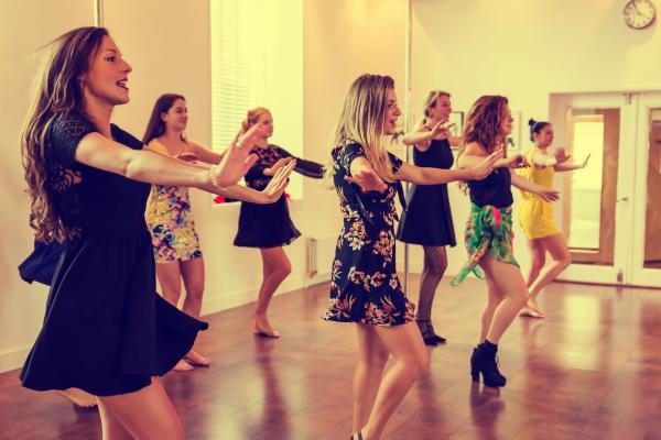 Workshop Salsa in Den Haag